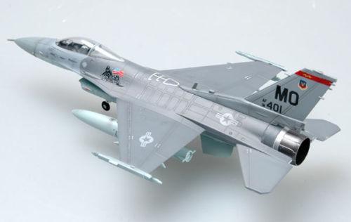 EASY MODEL 1/72 37125 F-16C USAF 91-0401-MO