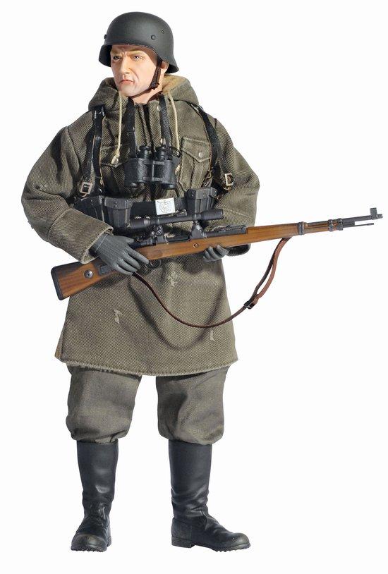 \quot;Max Winzel\quot; LAH Division Sniper Krasnograd 1943 (Sturmmann) 1/6 Dragon