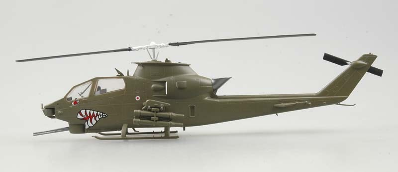 AH-1F GERMANY 1/72 Easy Model