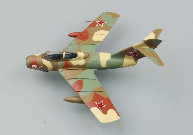 MIG-15UTI Red 54 Russian AF 1/72 Easy Model