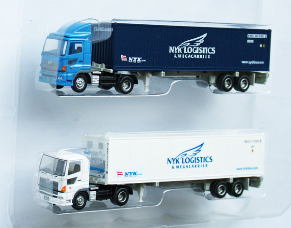 The Trailer Collection quot;NYKquot; - Tomytec 1/150 N scale