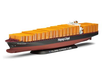 เรือคอนเทนเนอร์ Colombo Express 1/700 Modelivery Finished