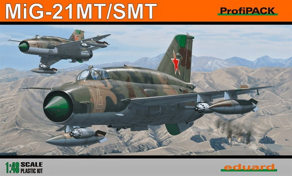 MiG-21SMT (PROFIPACK) 1/48 Eduard nbsp; nbsp; nbsp;