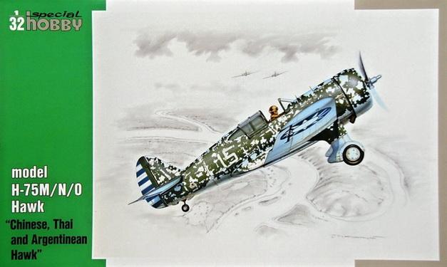 Hawk-75M/N/O 1/32 Special Hobby