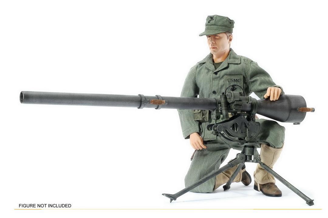 M20 75mm Recoilless Rifle 1/6 Dragon