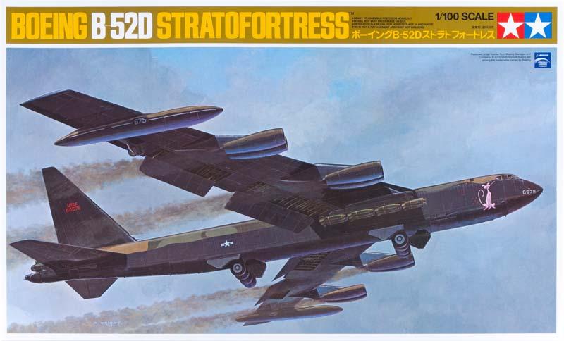 B-52D Stratofortress 1/100 Tamiya