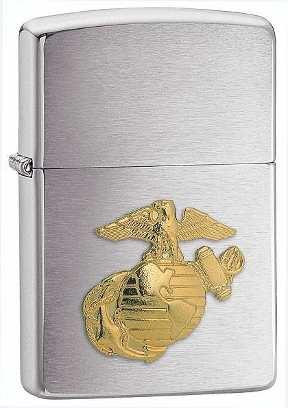 ไฟแช็ค Zippo US Marines Made in USA