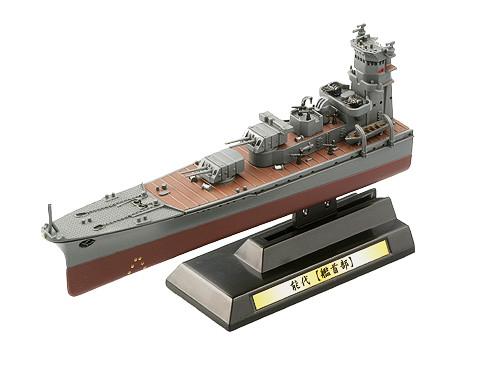 เรือทำสีเสร็จ 3 ส่วน 1/700 ของ Takara
