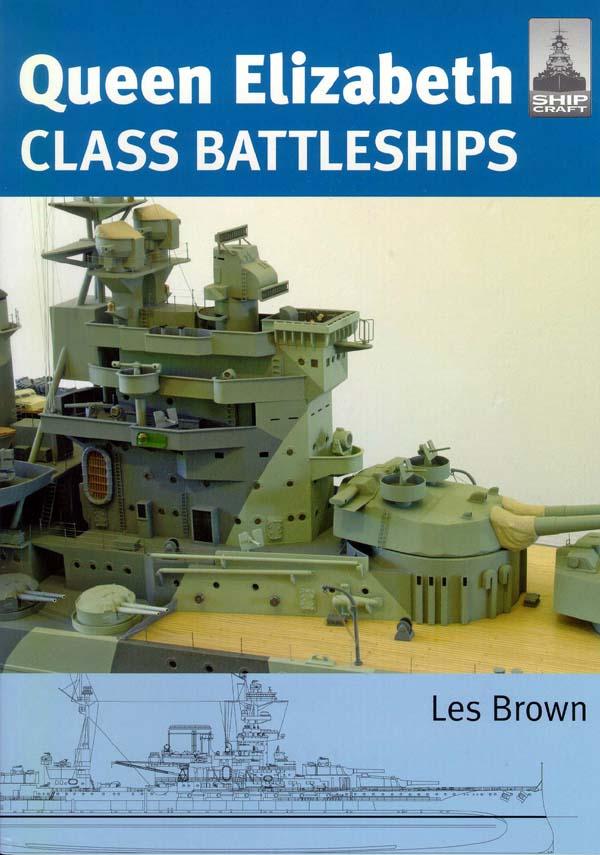 หนังสือ Queen Elizabeth Class Battleships