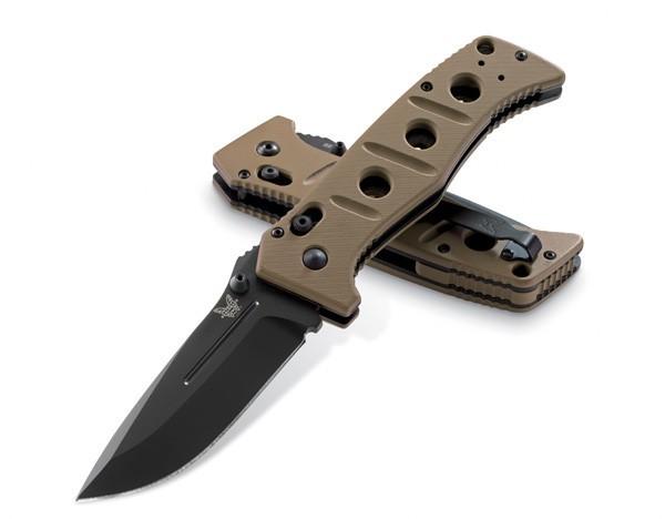 มีดพับต่อสู้ของ US Army Ranger Benchmade Adamas Knife 275BKSN