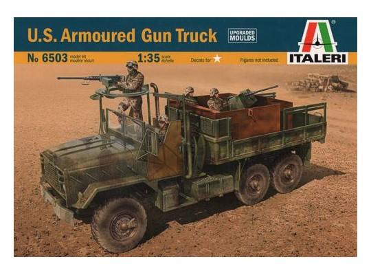 US Armored Gun Truck 1/35 Italeri