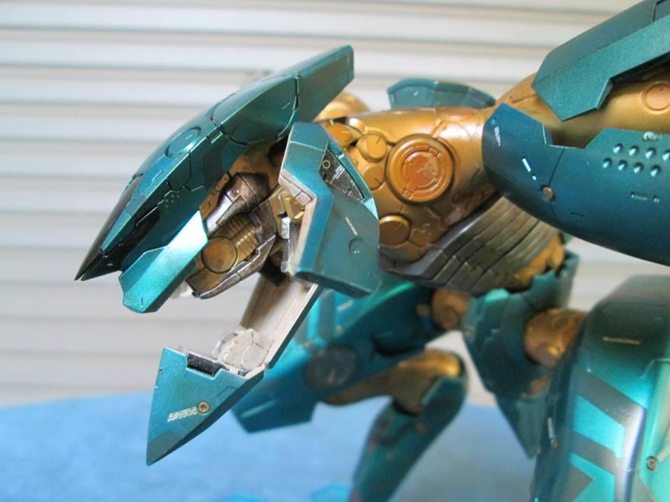 บริการประกอบและทำสีหุ่น Gundam และแนว Sci-Fi ต่างๆ