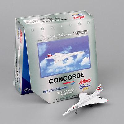 British Airways Concorde 1/400 Gemini Jets
