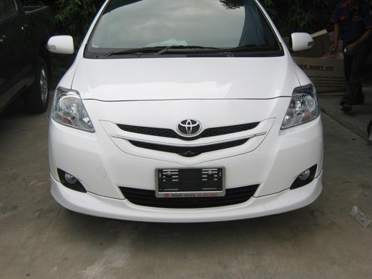 ชุดแต่ง Vios 2007 2008 2009 2010 2011 2012 S-Limited