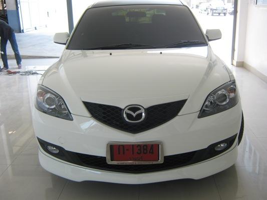 ชุดแต่งรอบคันมาสด้า Mazda 3 5 ประตู ปี 2008