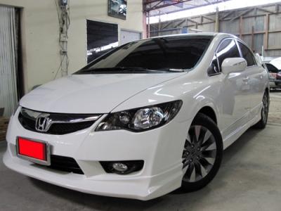 ชุดแต่ง Honda CIVIC 2009 2010 2011 ทรง ลูกผสม Type R/Mugen RR