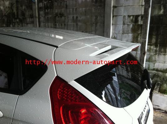 สปอยเลอร์หลังฟอร์ด เฟียสต้า 5 ประตู (Ford Fiesta 5 door)
