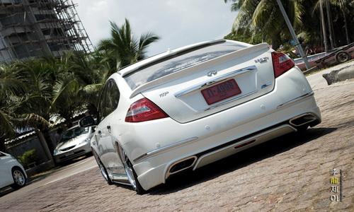 ชุดแต่งรอบคัน นิสสันเทียน่า Nissan Teana 2009 and Teana 2012 VIP Style 1