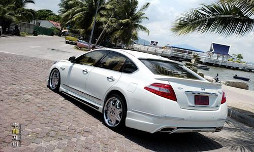 ชุดแต่งรอบคัน นิสสันเทียน่า Nissan Teana 2009 and Teana 2012 VIP Style 2
