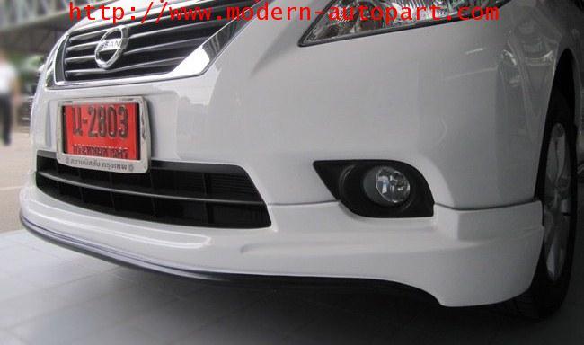 ชุดแต่งรอบคัน Nissan Almera Korea Style