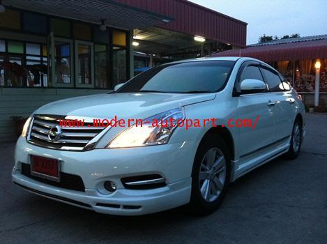 ชุดแต่งรอบคัน นิสสันเทียน่า Nissan Teana 2009 and Teana 2012 VIP Style 4