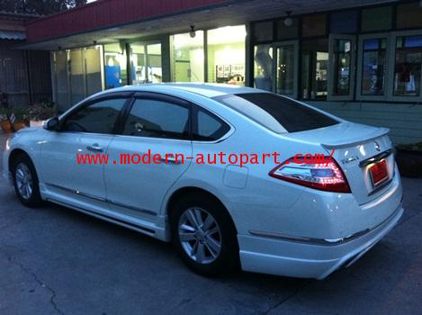 ชุดแต่งรอบคัน นิสสันเทียน่า Nissan Teana 2009 and Teana 2012 VIP Style 5