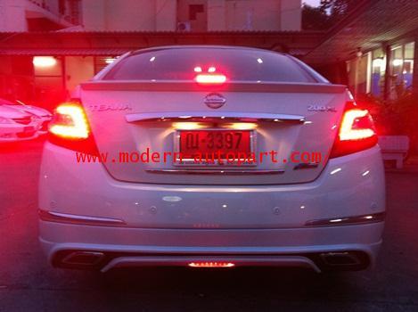 ชุดแต่งรอบคัน นิสสันเทียน่า Nissan Teana 2009 and Teana 2012 VIP Style 6