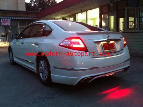 ชุดแต่งรอบคัน นิสสันเทียน่า Nissan Teana 2009 and Teana 2012 VIP Style 7