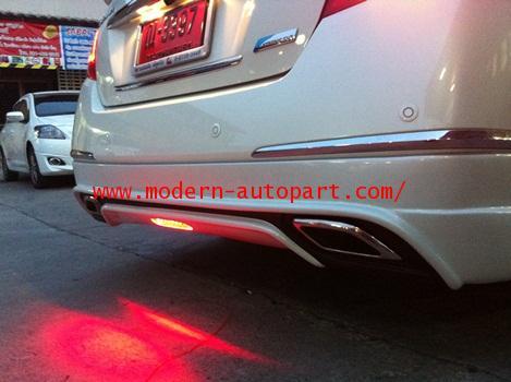 ชุดแต่งรอบคัน นิสสันเทียน่า Nissan Teana 2009 and Teana 2012 VIP Style 8