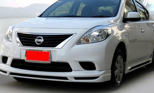 ชุดแต่งรอบคัน Nissan Almera ทรง SPORT Style