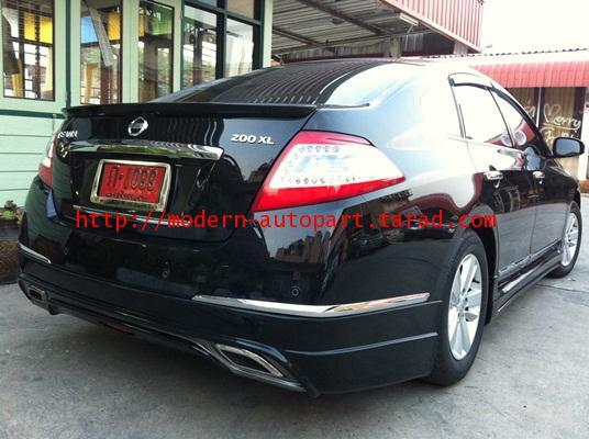 ชุดแต่งรอบคัน นิสสันเทียน่า Nissan Teana 2009 and Teana 2012 VIP Style 10