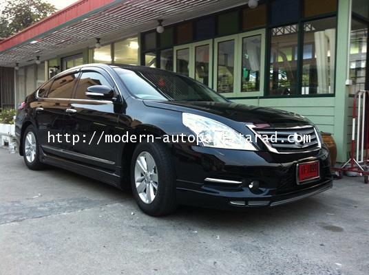 ชุดแต่งรอบคัน นิสสันเทียน่า Nissan Teana 2009 and Teana 2012 VIP Style 11