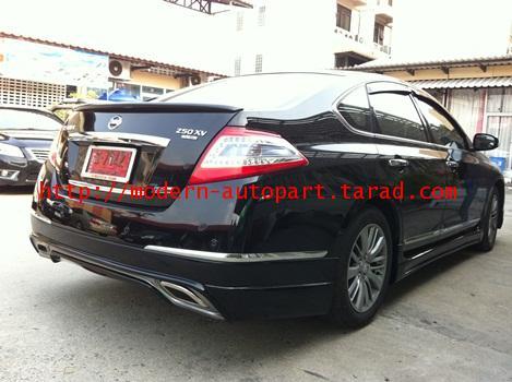 ชุดแต่งรอบคัน นิสสันเทียน่า Nissan Teana 2009 and Teana 2012 VIP Style 21