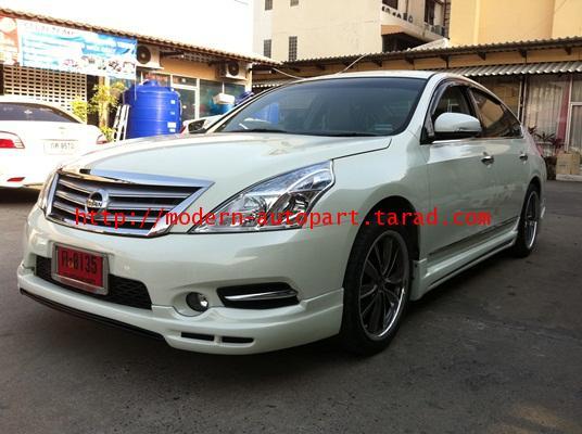 ชุดแต่งรอบคัน นิสสันเทียน่า Nissan Teana 2009 and Teana 2012 VIP Style 22