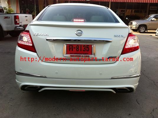 ชุดแต่งรอบคัน นิสสันเทียน่า Nissan Teana 2009 and Teana 2012 VIP Style 27