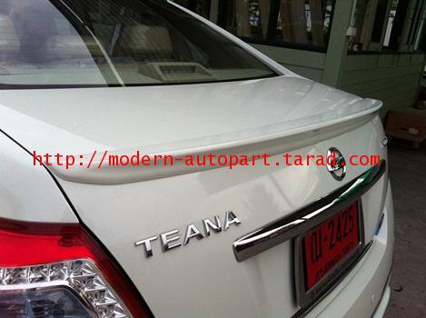 ชุดแต่งรอบคัน นิสสันเทียน่า Nissan Teana 2009 and Teana 2012 VIP Style 29