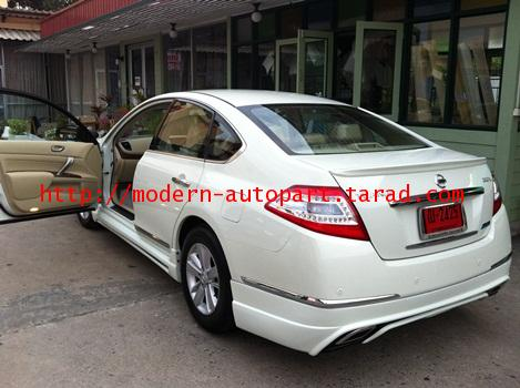 ชุดแต่งรอบคัน นิสสันเทียน่า Nissan Teana 2009 and Teana 2012 VIP Style 31