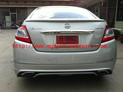 ชุดแต่งรอบคัน นิสสันเทียน่า Nissan Teana 2009 and Teana 2012 VIP Style 33