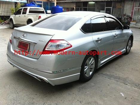 ชุดแต่งรอบคัน นิสสันเทียน่า Nissan Teana 2009 and Teana 2012 VIP Style 35