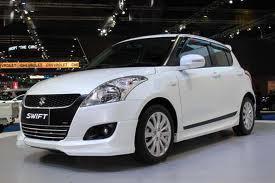 ชุดแต่งรอบคัน New Suzuki Swift 2012 R-SPORT