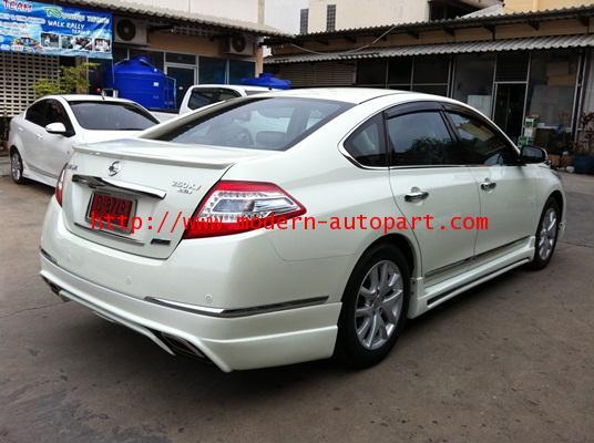 ชุดแต่งรอบคัน นิสสันเทียน่า Nissan Teana 2009 and Teana 2012 VIP Style 36