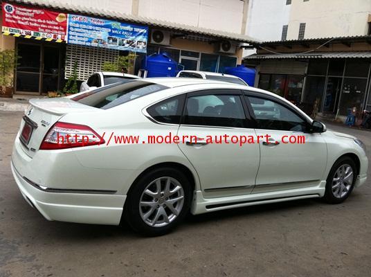 ชุดแต่งรอบคัน นิสสันเทียน่า Nissan Teana 2009 and Teana 2012 VIP Style 37