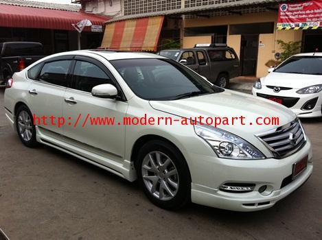 ชุดแต่งรอบคัน นิสสันเทียน่า Nissan Teana 2009 and Teana 2012 VIP Style 38