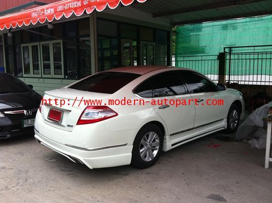 ชุดแต่งรอบคัน นิสสันเทียน่า Nissan Teana 2009 and Teana 2012 VIP Style 39