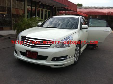 ชุดแต่งรอบคัน นิสสันเทียน่า Nissan Teana 2009 and Teana 2012 VIP Style 42
