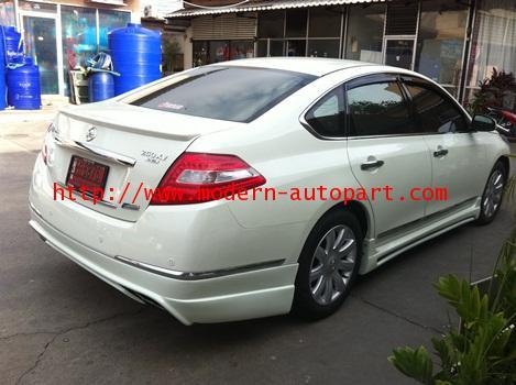 ชุดแต่งรอบคัน นิสสันเทียน่า Nissan Teana 2009 and Teana 2012 VIP Style 45