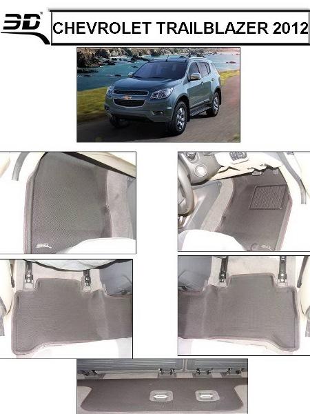 ถาดพรมปูพื้นรถยนต์ Chevrolet TRABLIZER