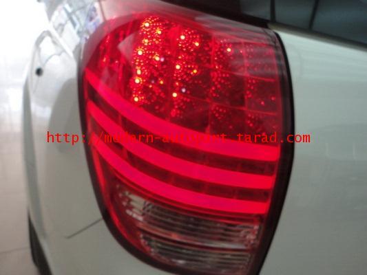 ไฟท้าย CAPTIVA LED Benz style Tail lights RED