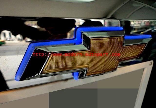 ไฟโลโก้ไฟ CAPTIVA LED BLUE