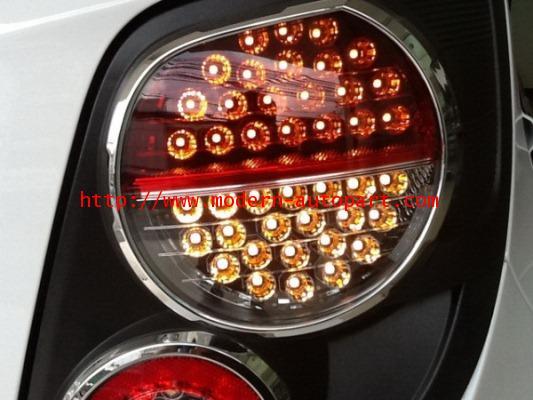 ไฟท้าย CHEVROLET SONIC HB LED Tail lights